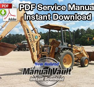 Ford 455D, 555D, 575D, 655D, 675D Backhoe