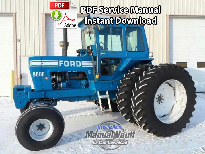 ford 5000 tractor service manual wiring diagram for you • ford 8000 8600 9000 9600 tractor service manual 5000 ford tractor model ford 5000 row crop